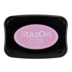 (SZ-083)Tampon encreur StazOn Cherry Blossom
