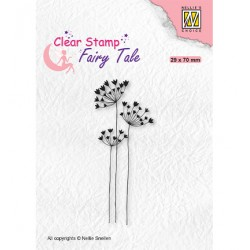 (FTCS030)Nellie's Choice Clear Stamp Fairy Tale Umbellifers