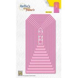 (MFD138)Nellie's Multi frame Block Die Stitched straight tag-2