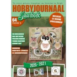 (HJJB2020)Hobbyjournaal Jaarboek - 2020/2021