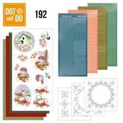 (DODO192)Dot and Do 192 - Jeanine's Art - Cold Winter
