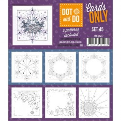 (CODO045)Dot and Do - Cards Only - Set 45