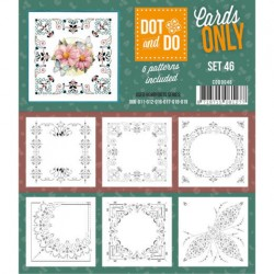 (CODO046)Dot and Do - Cards Only - Set 46