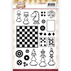 (YCCS10061)Clear Stamps - Yvonne Creations - Good old day's