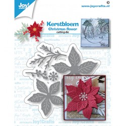 (6002/1516)Cutting dies Christmas flower