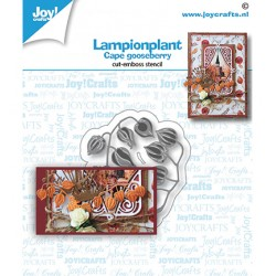 (6002/1541)Cutting embossing dies Cape gooseberry
