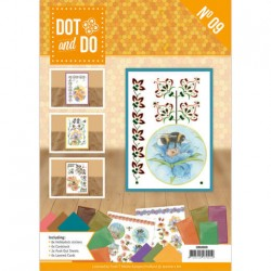 (DODOA6009)Dot and Do Boek 9 - Jeanine's Art