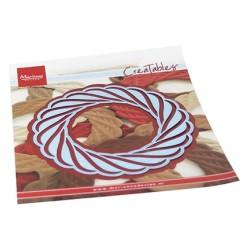 (LR0691)Creatables Wicker Wreath