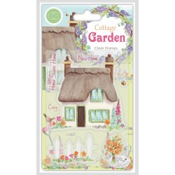 (CCSTMP029)Craft Consortium Cottage Garden Stamps
