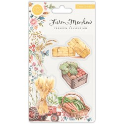 (CCSTMP025)Craft Consortium Pick of the Crop Clear Stamps