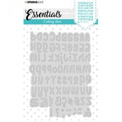 (STENCILSL355)Studio Light Cutting and Embossing Die Essentials - nr.355