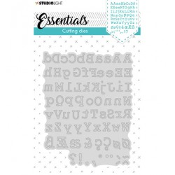 (STENCILSL356)Studio Light Cutting and Embossing Die Essentials - nr.356