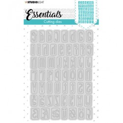 (STENCILSL357)Studio Light Cutting and Embossing Die Essentials - nr.357