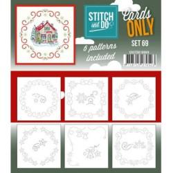 (COSTDO10069)Cards Only Stitch 4K - 69
