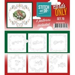 (COSTDO10070)Cards Only Stitch 4K - 70