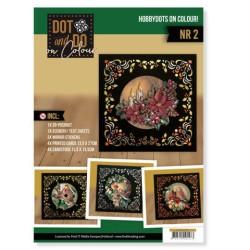 (DODOOC10002)Dot and Do on Colour 2 (Christmas Birds)