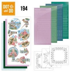 (DODO194)Dot and Do 194 - Yvonne Creations - Knitting