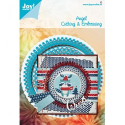 (6002/1599)Cutting embossing dies Noor - Angel