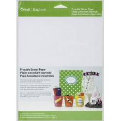 (2002530)Cricut Printable Sticker Paper