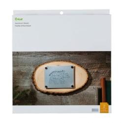 (2007459)Cricut Aluminium Sheets 8x8 Inch Silver