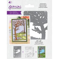 (GEM-STD-NATB)Gemini Natural Beauty Stamp & Die