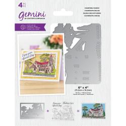 (GEM-STD-CHAR)Gemini Charming Church Stamp & Die