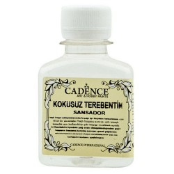 (301398/0002)Cadence Odorless turpentine 100ml