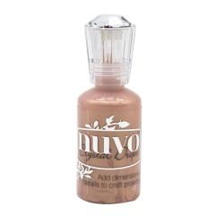 (1810N)Tonic Studios Nuvo crystal drops 30ml gloss Heritage Rose