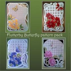 (PP046)Adele Miller: Flutterby Butterfly