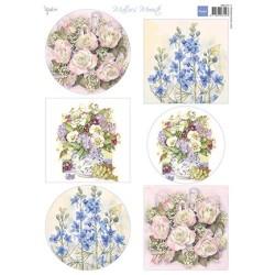 (MB0191)3D Mattie's Mooiste - Field flowers