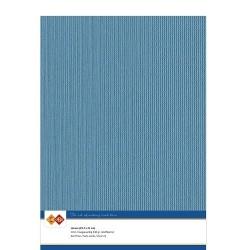 (LKK-A440)Linen Cardstock - A4 - Turquoise