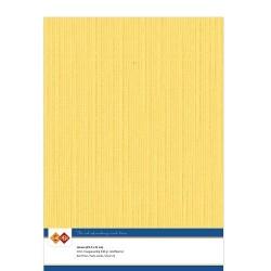 (LKK-A405)Linen Cardstock - A4 - Ochre