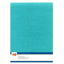 (LKK-A448)Linen Cardstock - A4 - Emerald