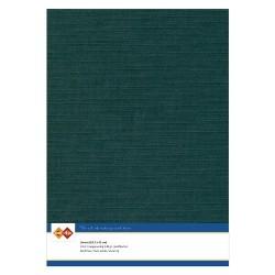 (LKK-A447)Linen Cardstock - A4 - Jade