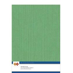 (LKK-A422)Linen Cardstock - A4 - Green