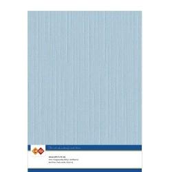 (LKK-A426)Linen Cardstock - A4 - Soft blue