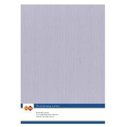 (LKK-A451)Linen Cardstock - A4 - muisgrijs