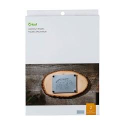 (2007460)Cricut Aluminium Sheets 5x7 Inch Silver