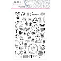 (03934)Aladine Stamp Bullet Journal Summer