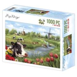 (ADZP1009)Jigsaw puzzel 1000 pc - Amy Design - The Netherlands