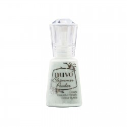 (1222N)Tonic Studios Nuvo shimmer powder 20ml Jade fountain