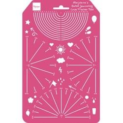 (LR0037)Marianne Design Marjoleine's Circle Tracker