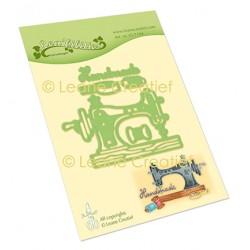 (45.7194)Lea'bilitie Sewing machine cut and embossing die