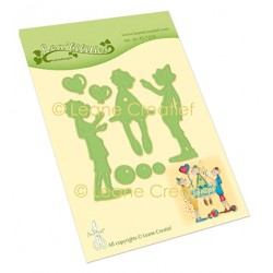 (45.7224)Lea'bilitie Clowns cut and embossing die