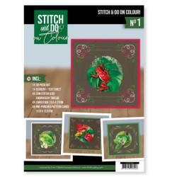 (STDOOC10001)Stitch and Do on Colour 001