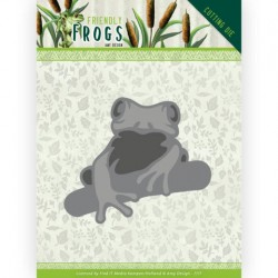 (ADD10230)Dies - Amy Design - Friendly Frogs - Tree frog HZ+