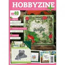 (HZ02101)Hobbyzine Plus 40