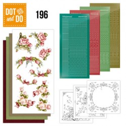 (DODO196)Dot and Do 195 - Amy Design - Friendly Frogs