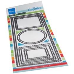 (CR1537)Craftables Slim line frames