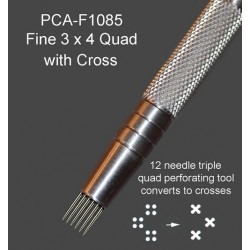 (PCA-F1085)FINE 3 x 4 Quad Perforating Tool